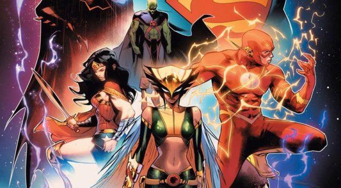 Confirmado, Justice League se lanzará de forma quincenal con Snyder, Cheung y Jiménez