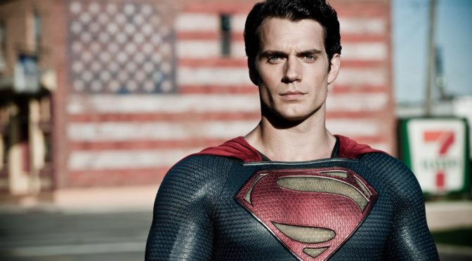 ¿Veremos pronto a Henry Cavill como Superman?