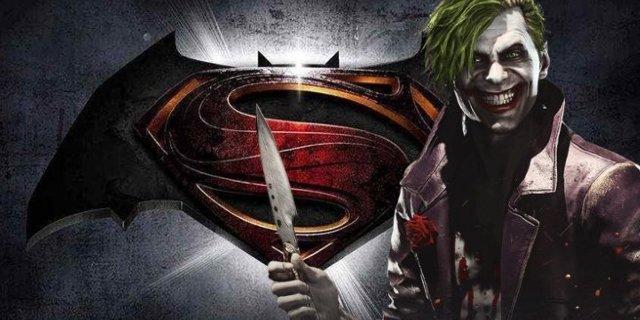 Huevo de Pascua del Joker de 'Injustice' en 'Batman V Superman confirmado por Zack Snyder