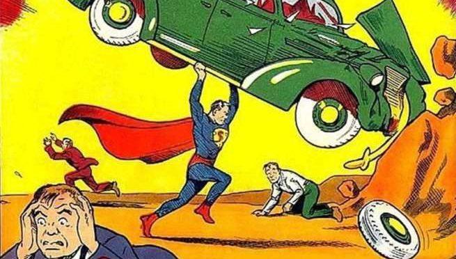 Action Comics recibe un Récord Guinness por su larga duración