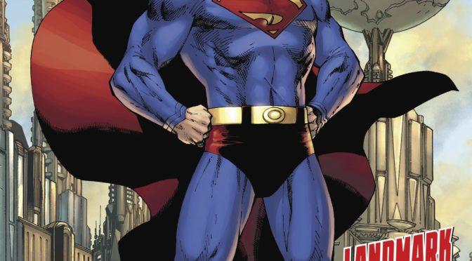 """""""Action Comics #1000"""" encabeza las listas de ventas de 2018"""