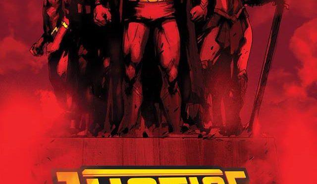 """Nuevo logo para el relanzamiento de """"Justice League"""""""
