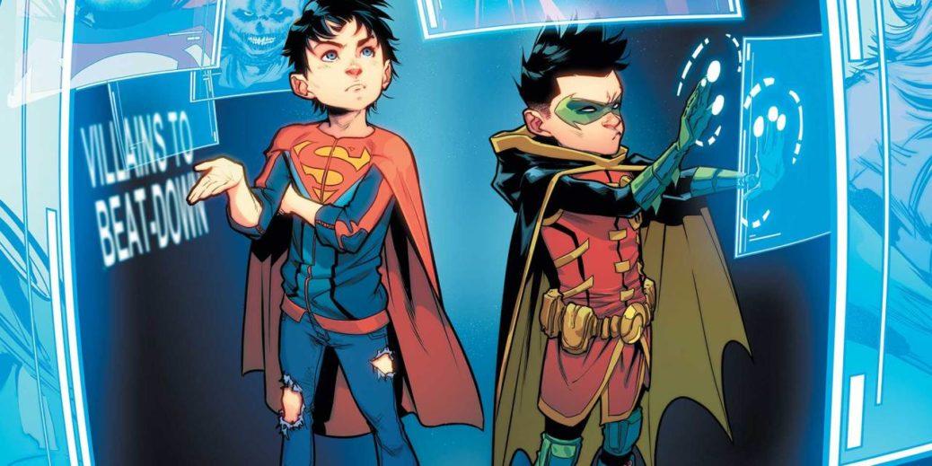ComicsGallery 20171115  SUPSO Cv10 59e7cf846e5354.13089121 - Arte conceptual de Superboy de Rebirth canaliza a un Chico de Acero Pre-Crisis
