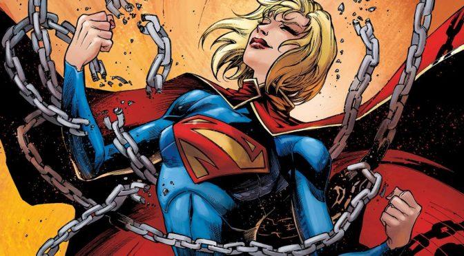 Jorge Jiménez rediseña la nueva etapa de Supergirl en el cómic