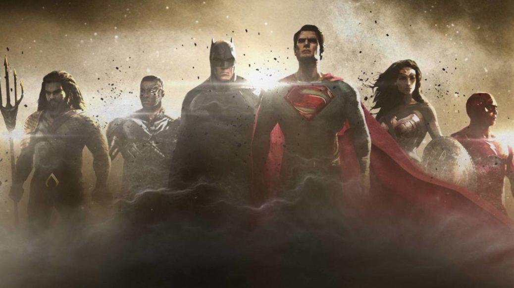 """Justice League Concept Art Hi ResF - El UEDC original de 5 partes de Zack Snyder es descrito como """"épico, grandioso, emocional, alegre e inolvidable"""""""