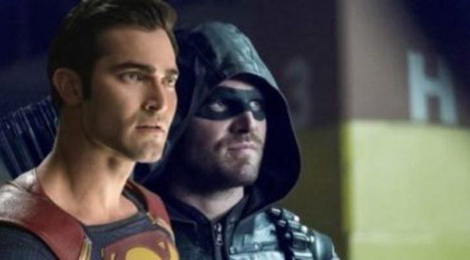 """Stephen Amell expresa su deseo de un crossover con Superman: """"Sería increible"""""""