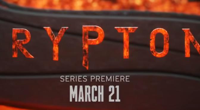 """Reseña de Krypton 1×08 """"Savage Night"""""""