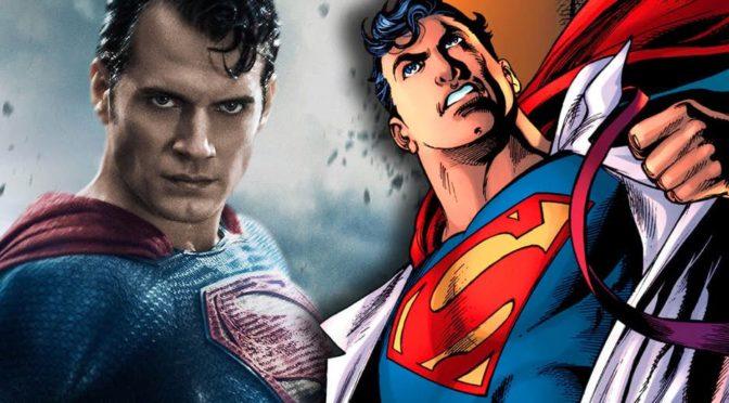 Lo que sabemos sobre Warner Bros., Henry Cavill y Superman