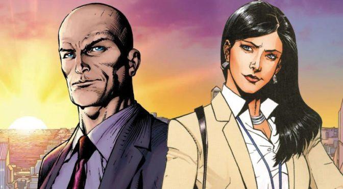 "Lois Lane y Lex Luthor pillados juntos en ""Action Comics #1004"""