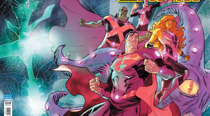 Reseña de Justice League: No Justice #1