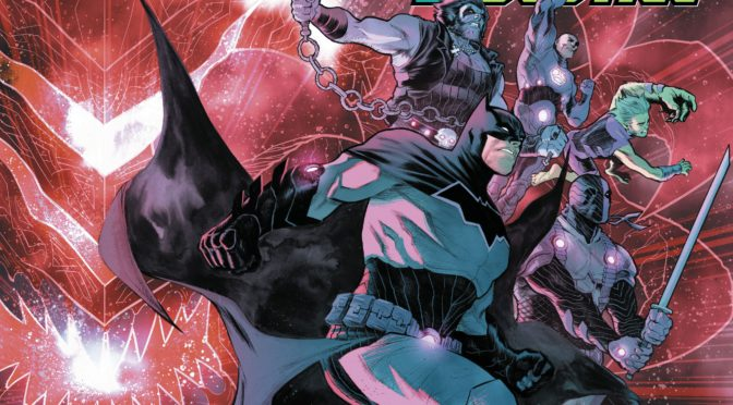 Reseña Justice League: No Justice #2