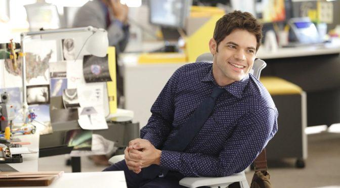 Jeremy Jordan pasará a ser actor recurrente en la cuarta temporada de 'Supergirl'