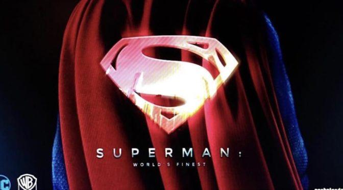 ¿Primera imagen promocional de nuevo videojuego de Superman?