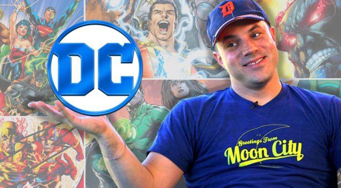 Geoff Johns abandona su puesto como Presidente de DC Films y como Director creativo de WB por un contrato en exclusiva de escritor