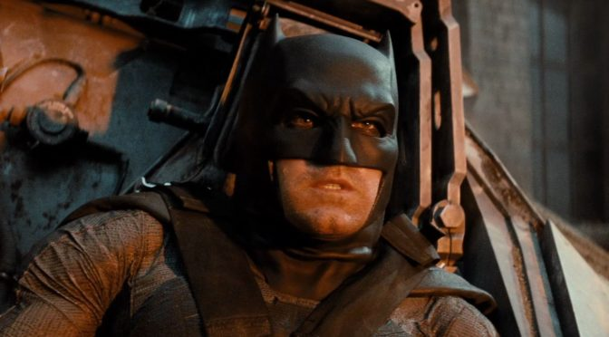 Este huevo de Pascua de 'Batman V Superman' muestra la obsesión de Batman con Superman