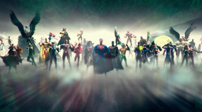 Revelada una nueva versión extendida de la intro de DC Films