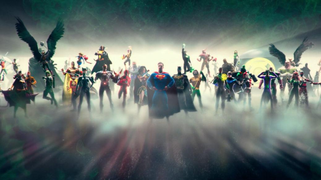 DCFilmsIntro 010 - Un desarrollador de Rocksteady podría haber confirmado el juego de la Liga de la Justicia