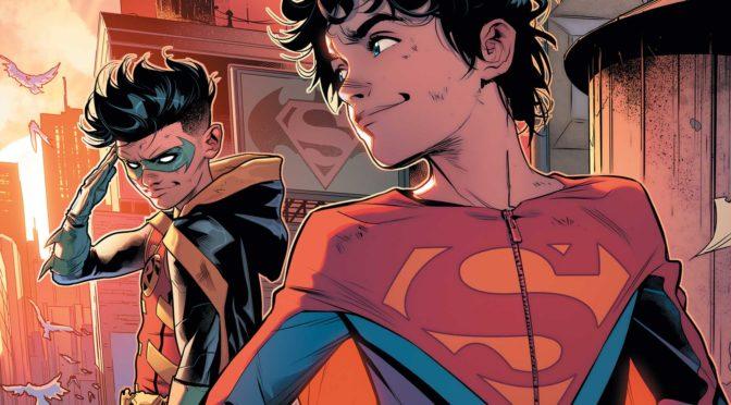 Reseña de Super Sons #16