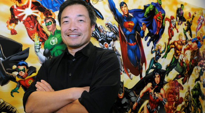 Jim Lee nombrado nuevo Director Creativo de DC ENTERTAINMENT