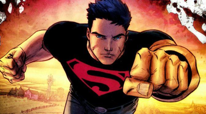 Superboy (Conner Kent) podría aparecer en la serie Titans