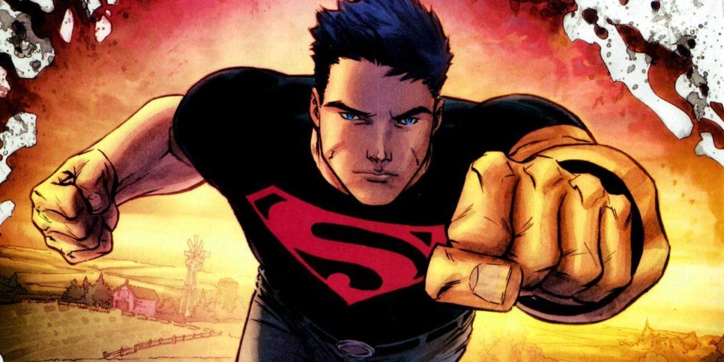 "Superboy Conner Kent Rebirth Comic - Primera imagen de Superboy en ""Titans"""