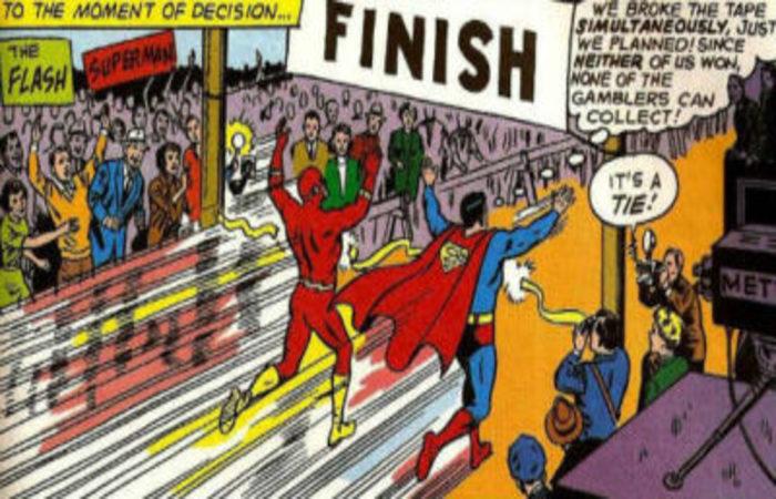 admin ajax 1 - Un gran enigma de DC desvelado: ¿Quién es más rápido, Flash o Superman?