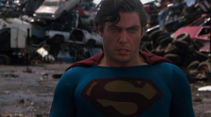 El traje de Evil Superman de 'Superman III' se vende por 200.000 $ en una subasta