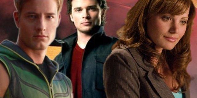 'Smallville' casi tuvo un spin-off de Flecha Verde y Lois Lane