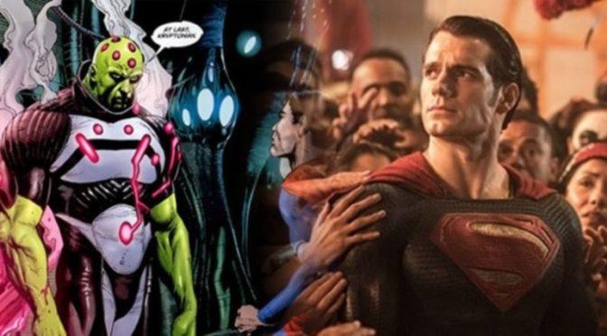 Henry Cavill habla de interpretar al clásico Superman de los cómics