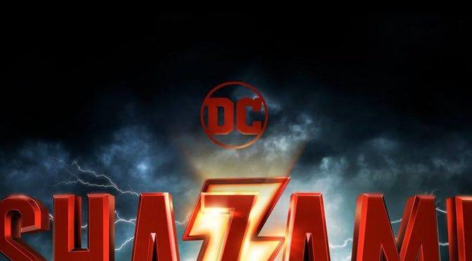 """Tráilers de """"Shazam! y """"Aquaman"""" y paneles, incluido el de 'Wonder Woman 1984'"""