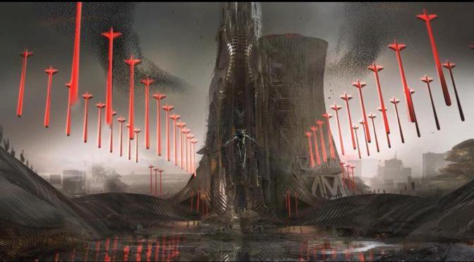 """Nuevos concept art de """"La Liga de la Justicia""""revelan la visión que Zack Snyder tenía de las secuencias en la central nuclear"""