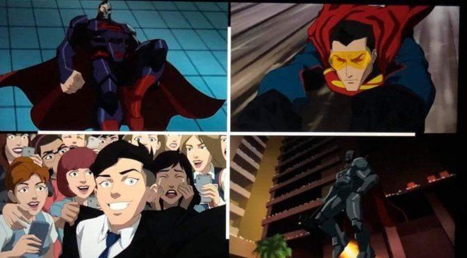 Revelado el tráiler de 'El Reinado de los Superhombres'