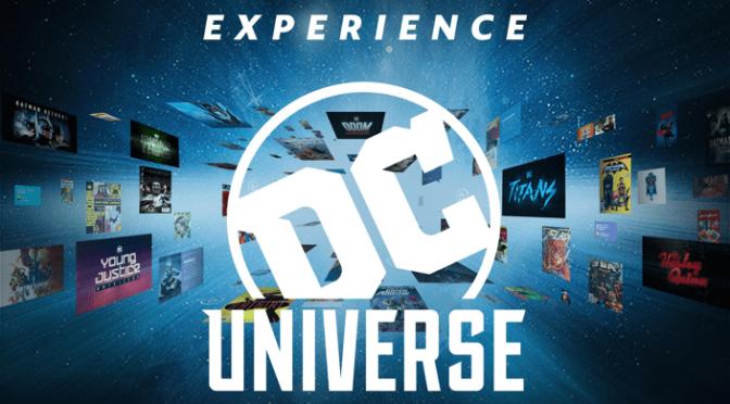 DC Universe tendrá una experiencia interactiva en la SDCC 2018