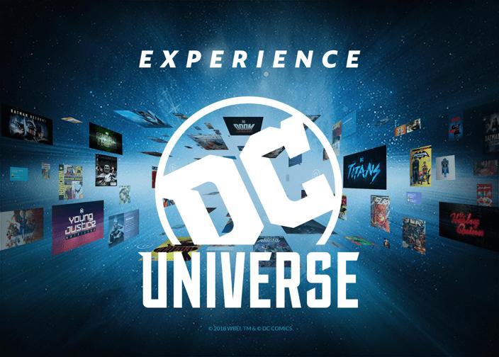 DC UNIVERSE Activation 5b44e8ad046289.47011488 - DC Universe tendrá una experiencia interactiva en la SDCC 2018