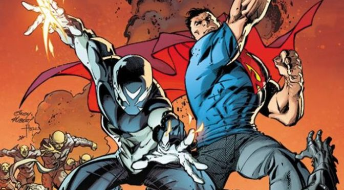 Vuelve el Superman en vaqueros de The New 52