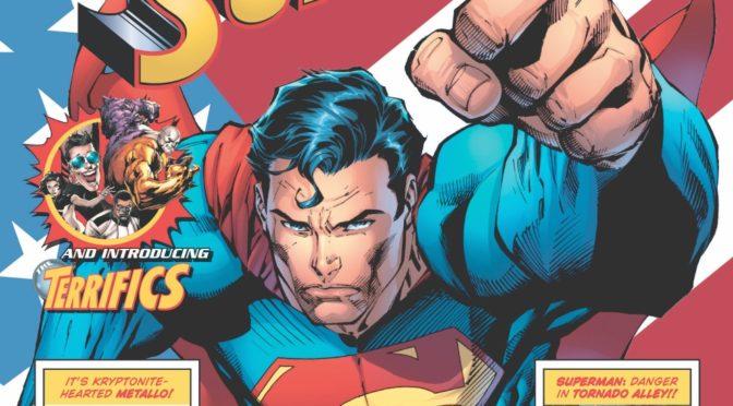 Tom King responde a las quejas sobre el cómic de Walmart de Superman
