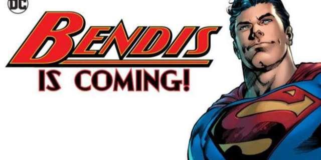 DC Comics lanza dos anuncios para TV de las series de Superman de Brian Michael Bendis