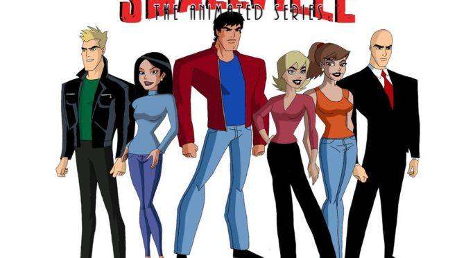 Kristin Kreuk interesada en la idea animada de 'Smallville'