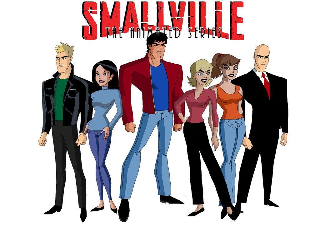 Serie animada Smallville