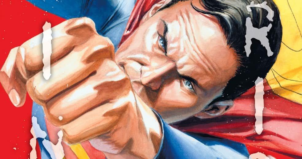 superman 40 36 display - Finalmente tenemos la respuesta, ¿la capa de Superman le ralentiza?