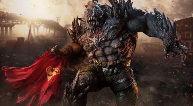 Figura de Doomsday de Sideshow