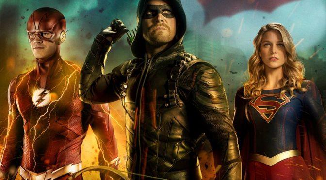 The CW revela las fechas en las que emitirá el crossover de esta temporada de sus series DC