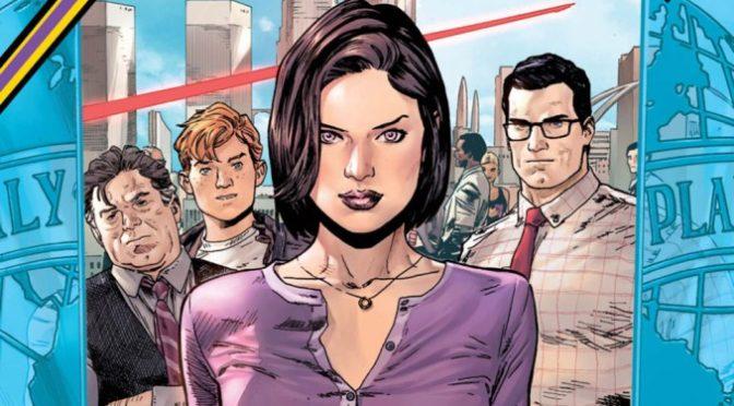 Tyler Hoechlin emocionado por Lois Lane