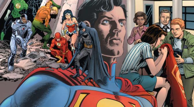 Louise Simonson vuelve para la precuela de 'La Muerte de Superman' que se publica hoy
