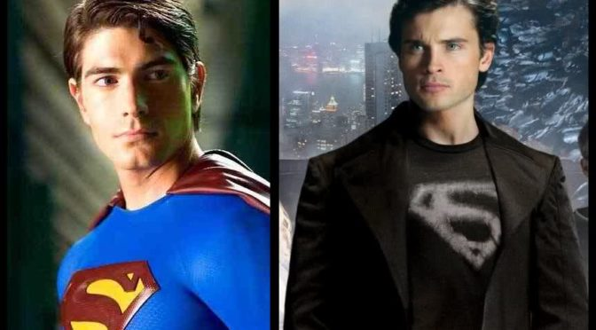 Tom Welling & Brandon Routh asistirán a la Comic Con de Rose City