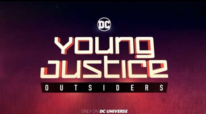'Young Justice: Outsiders' Revela un spoiler de Superman