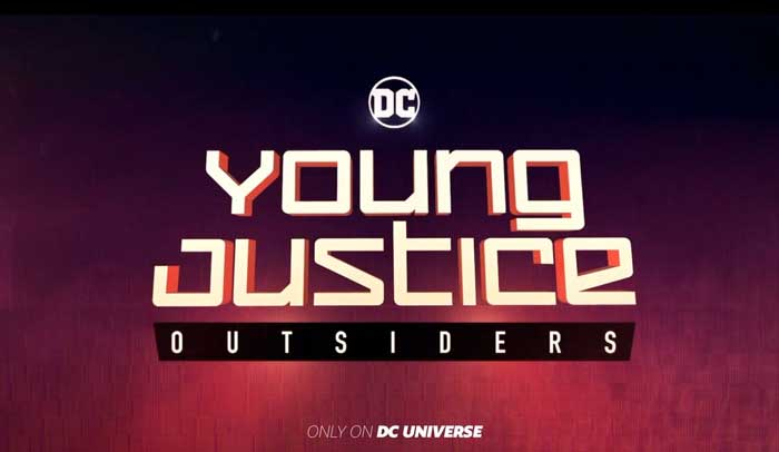 young justice - 'Young Justice: Outsiders' Revela un spoiler de Superman