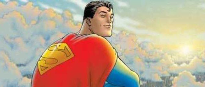 'All Star Superman': El Hombre de Acero salva a dos jóvenes del suicidio