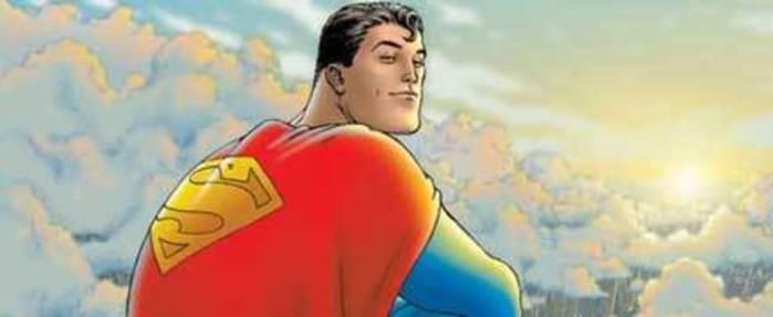All Star Superman - 'All Star Superman': El Hombre de Acero salva a dos jóvenes del suicidio