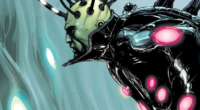 Se rumorea que el villano de la película de Supergirl podría ser Brainiac